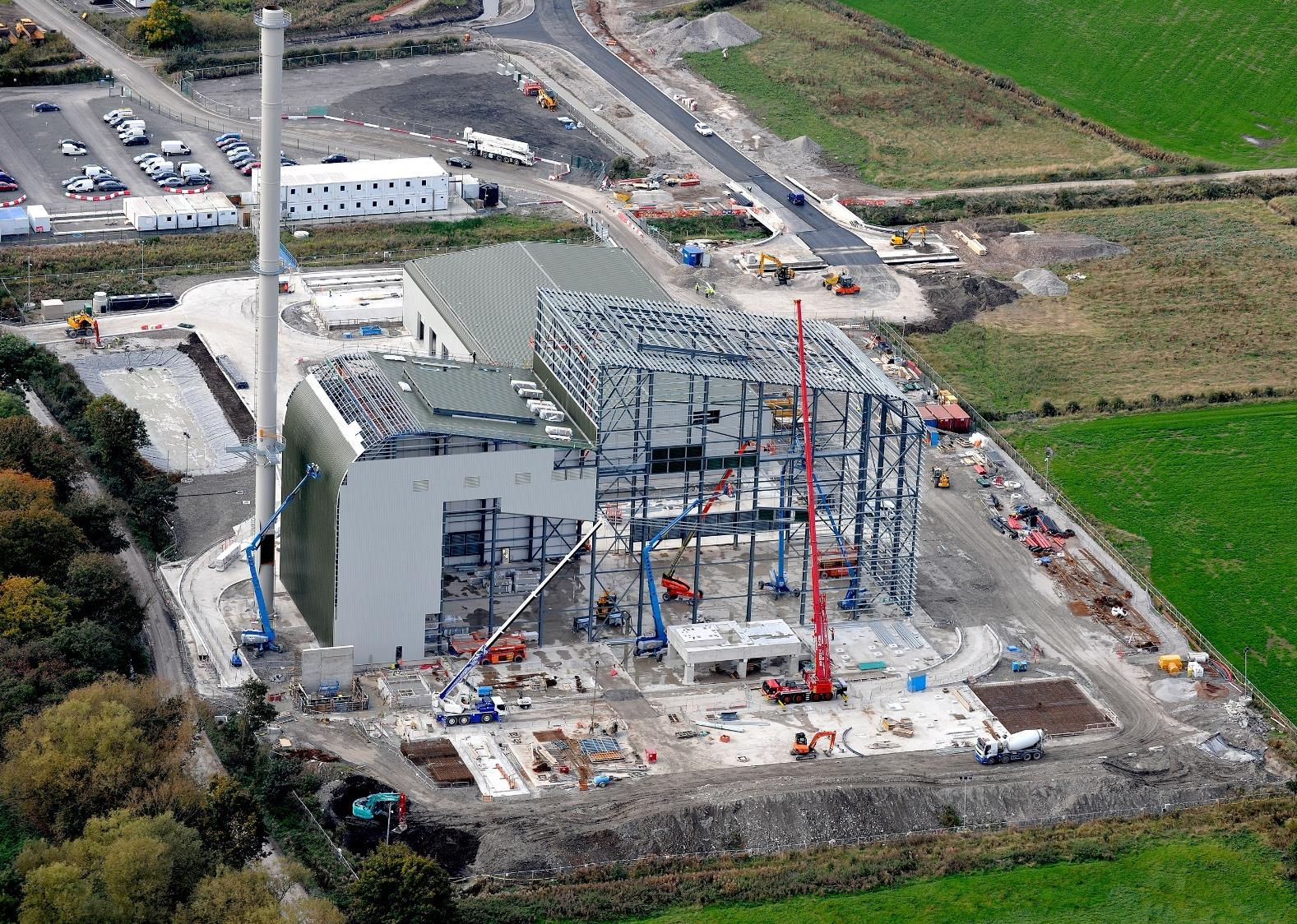 Ince Park Biomass Power Resources Recovery Centre - Ward